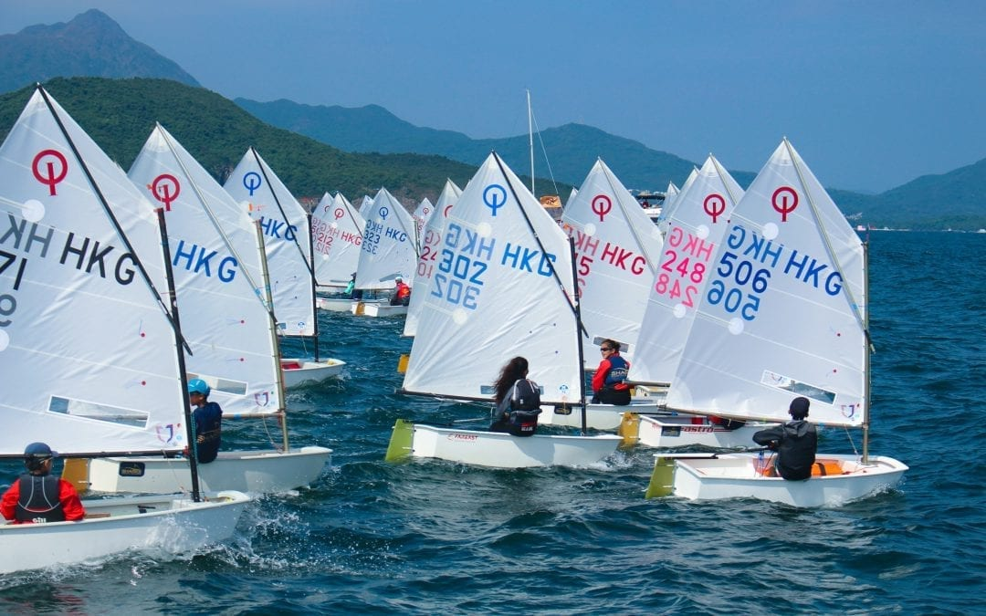HHYC Scallywag Foundation Open Dinghy Regatta