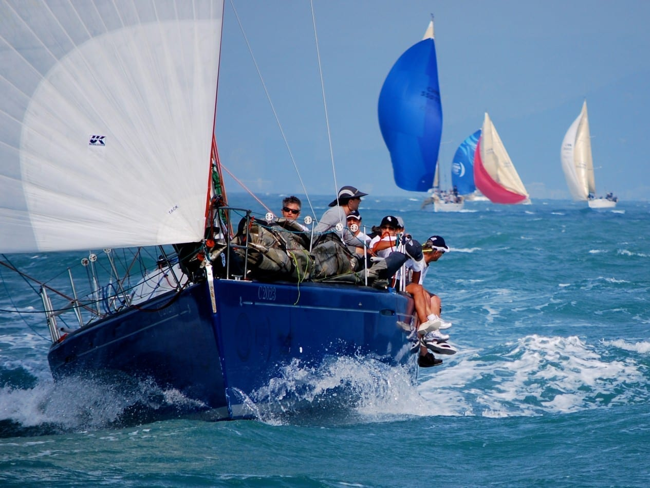 Yacht Racing - offshore