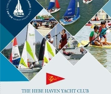 24 Hour Charity Dinghy Race