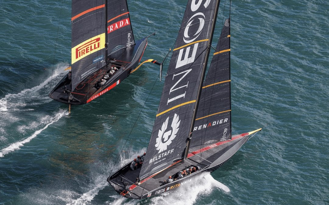 America's Cup Prada Challenge