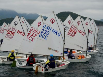 Festival of Sport Open Dinghy Regatta