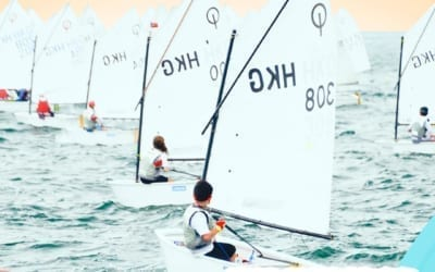 2020 Youth Learn to Sail Feeder Scheme