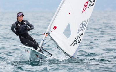 Hong Kong Sailor Back to the Olympics