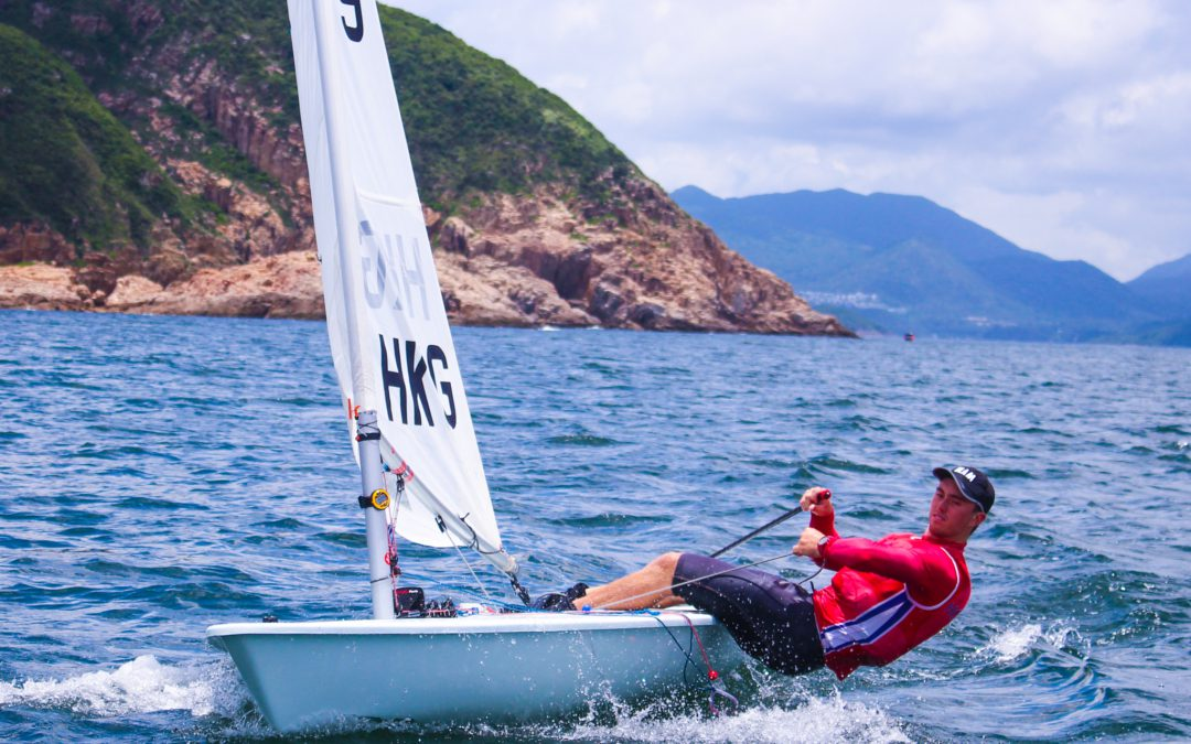 HKSF Pre-Entry Assessment for Dinghy Instructor Course